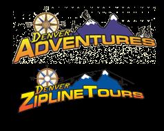 Denver Colorado Denver Adventures Logos
