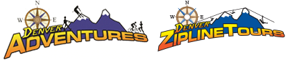 Denver Colorado Denver Adventures Logo