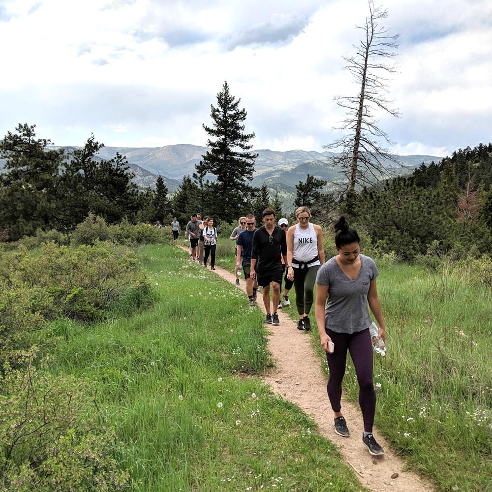 denver colorado homepage hiking tours