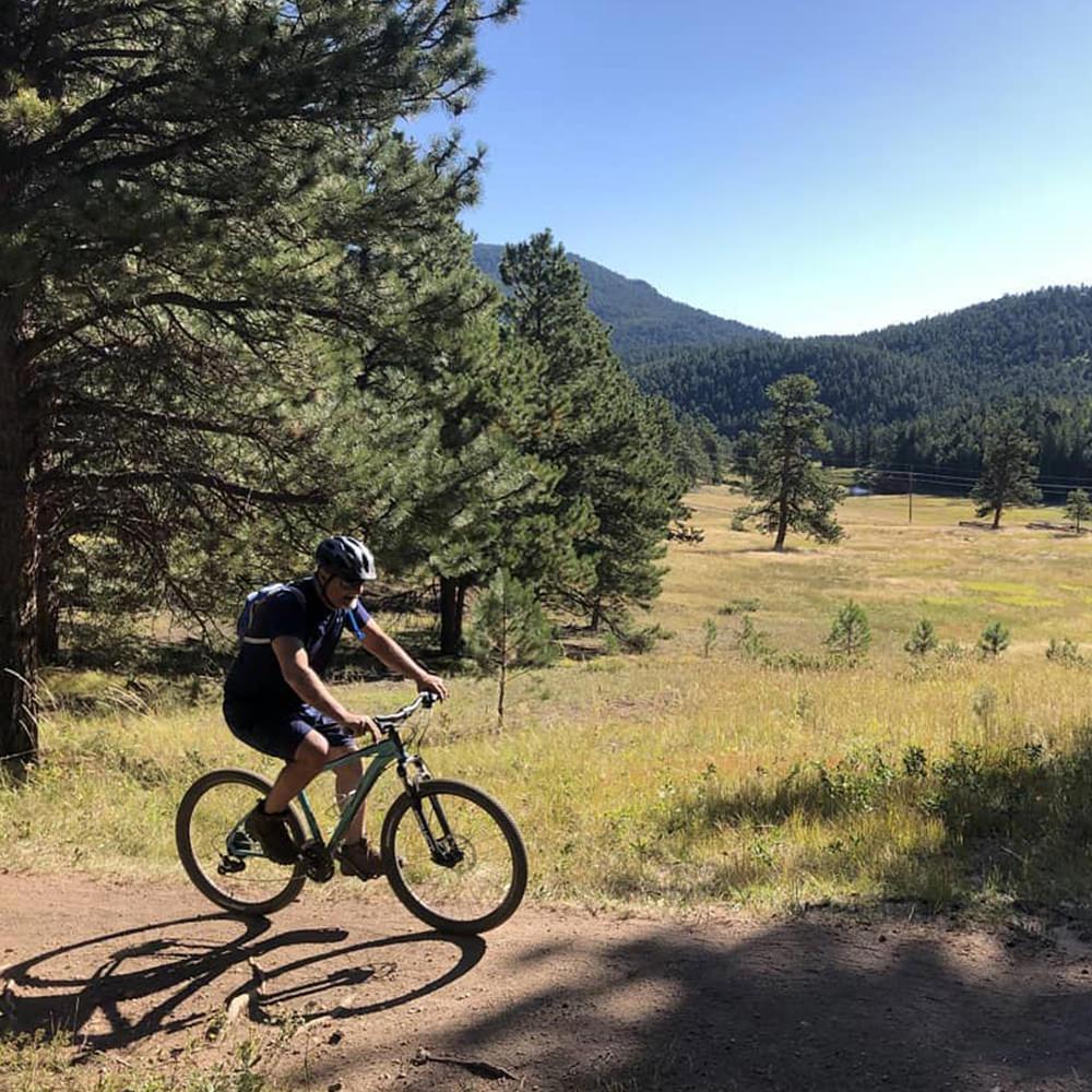 denver colorado mountain biking tours half day